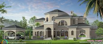325 square meter luxury home kerala home design and floor plans