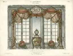 French Style Blinds Design Art Decorative Arts Furniture U0026 Interiors Le Garde