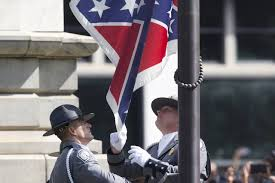 Battle Flag Of The Army Of Tennessee Confederate Flag Removed From South Carolina Statehouse Wsj
