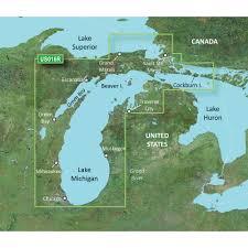 Michigan Lake Maps by Garmin Lake Maps Lookup Beforebuying