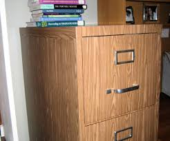 Contact Paper Desk Makeover File Cabinet Makeover How To Cover A File Cabinet With Contact