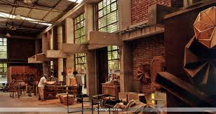 bureau factory factory at chattarpur ameet singh design bureau
