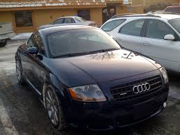2004 audi tt information and photos zombiedrive