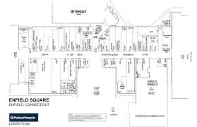 Music City Center Floor Plan by Store Directory Enfield Square Enfield Connecticut