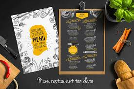 10 restaurant menu card designs design trends premium psd