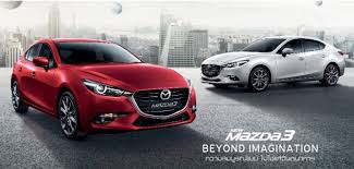 mazda is made in what country 2017 mazda 3 facelift officially launched in thailand hatch and