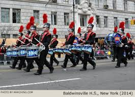 2014 macy s thanksgiving day parade marching band photos