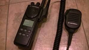 motorola xts3000 model ii in vhf 136 174mhz apco p25 digital
