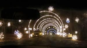 winter park christmas lights winter lights seneca creek state park md youtube
