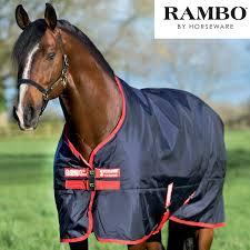 Rambo Lightweight Turnout Rug Rambo Supreme Mediumweight Turnout With Vari Layer