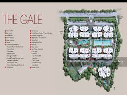 the gale floor plan the gale flora road 1 bedroom 689 sqft condominiums