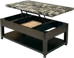 flip top coffee table flip up coffee table pop up storage coffee table pop up coffee table