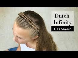 infinity headband inifinity headband braid by holster brands