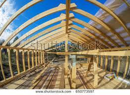 construction frame house stock photo 650773756 shutterstock