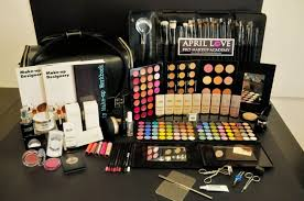 makeup artist kits uk the world of make up