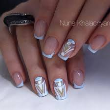 undeniable of blue nail designs naildesignsjournal