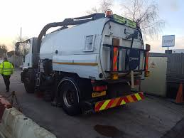 2010 59 plate iveco eurocargo 180e25s johnston sweeper