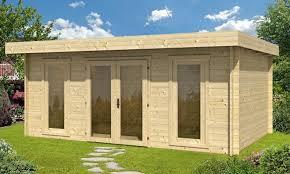 cabane jardin abri de jardin cannes 44mm 16 8m intérieur