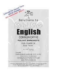 me n mine english ix answer book literacy internet