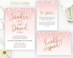 wedding invitations by lemonwedding on etsy