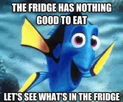 Finding Nemo Meme - disney memes finding nemo food disney memes pinterest