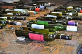 Wholesale Decorative Bottles 10 Wholesale Wine Bottle Planter Graduation Party Wine