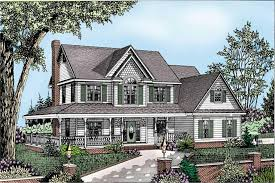 Gable Roof House Plans Farmhouse Country House Plans Home Design Udi D162 3665