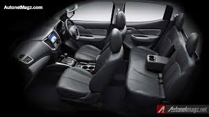 expander mitsubishi interior new mitsubishi strada triton 2015 to be launch on 10th august in