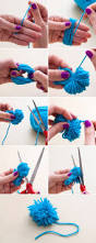 Homemade Pom Pom Decorations Wonderful Diy Beautiful Pom Pom Wall Hanging