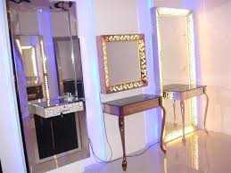salon mirrors with lights using mirrors to light up a room hair salon mirror station mirror