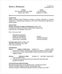 Best Resume For College Student by Intern Resume Template College Student Resume Example Resume