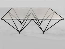 100 glass and wrought iron coffee table table iron and