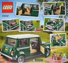mini cooper polybag review 10242 mini cooper part 1 brickset set guide and