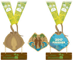 ft lauderdale a1a marathon medal ranks 1 in north america fort