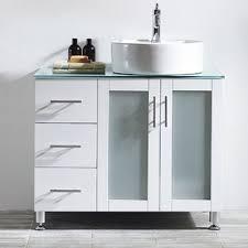 36 vessel sink vanity vessel sink vanities you ll love wayfair
