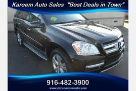 used mercedes gl class used mercedes gl class for sale in sacramento ca edmunds