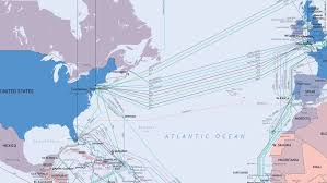 map usa to europe what the looks like undersea cables wiring ends of the earth