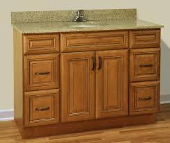bathroom cabinets knotty alder natural bathroom vanity rta