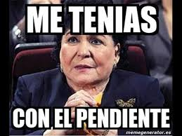 Memes Carmen - carmen salinas memes13 blusas tejidas pinterest carmen salinas