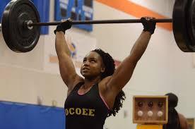 florida u0027s strongest female high student sets national