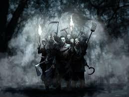 halloween scary wallpaper bitefight fantasy dark horror vampire werewolf monster online mmo