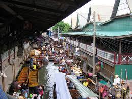 list of markets in bangkok wikipedia