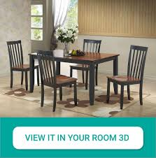 boraam bloomington dining table set view it live with 3d augmented reality on your iphone room remix