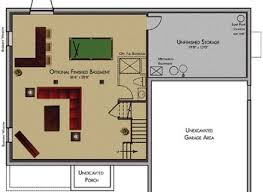 small house plans with basement small basement plans nurani org