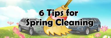 6 tips for spring cleaning quirk cars