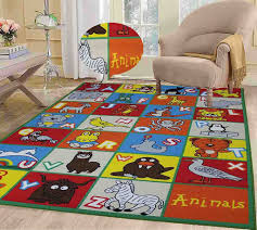 Cheap Kid Rugs 5x7 Boys Children Toddler Playroom Rug Nursery Room Rug