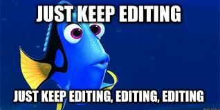 Edit Meme - editing fay keenan