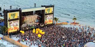 beach festival u0027hangout u0027 2015 lineup is massive featuring skrillex