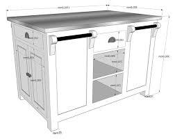 taille moyenne cuisine déco cuisine taille ilot central 36 la rochelle 02300900 merlin