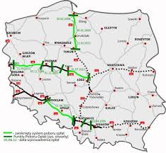 polskie autostrady i drogi ekspresowe drogo i mało autokult pl
